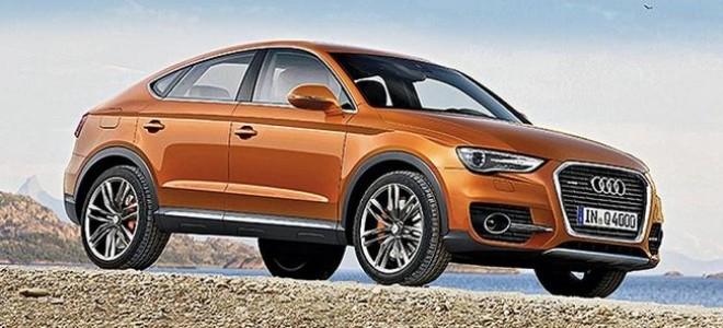 2017 Audi Q4 Suv Concept Design