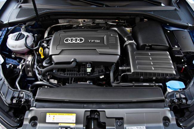 2015 Audi Q4 Engine