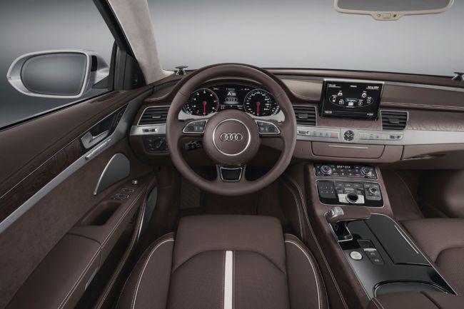 2015 Audi Q4 Interior
