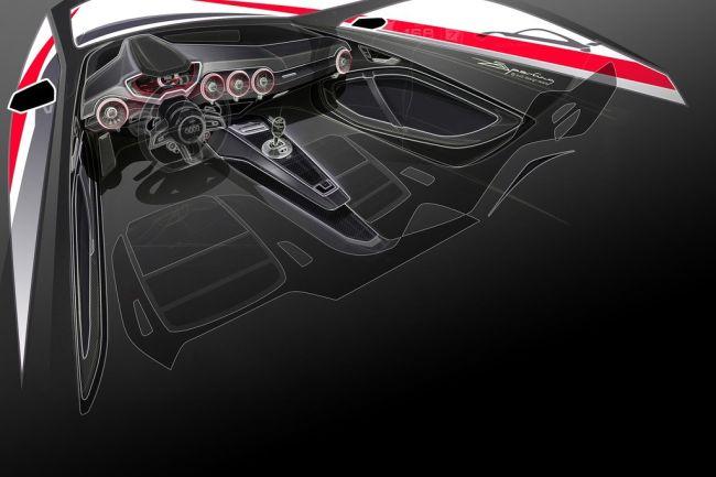 2015 Audi R10 Interior