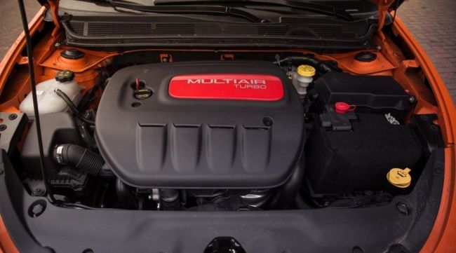 2015 Dodge Dart SRT4 Engine