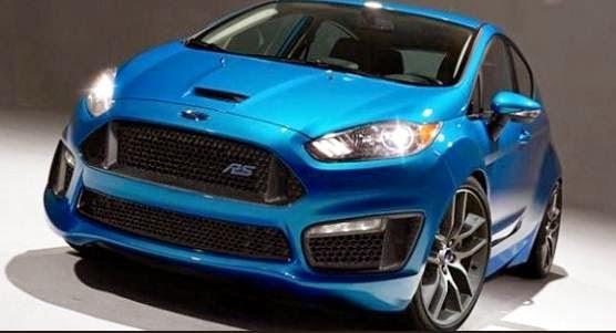 2015 Ford Fiesta Rs Specs Interior Exterior Engine