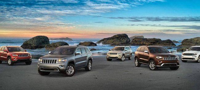 2015 Jeep Grand Cherokee 5x