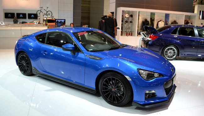 2015 Subaru BRZ Turbo 2
