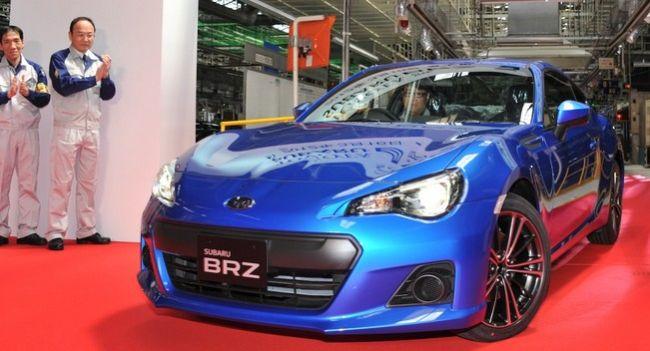 2015 Subaru BRZ Turbo 6