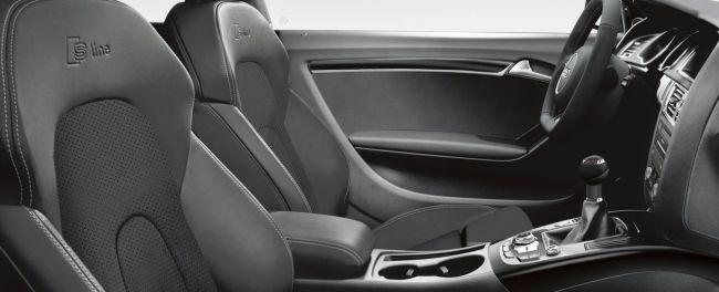 2016 Audi A5 Interior