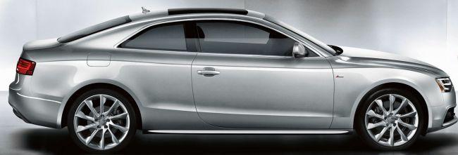 2016 Audi A5 Side View