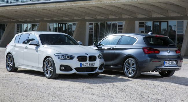 2016 BMW 1 Series 2x