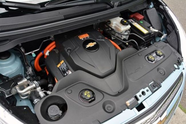 2016 Chevrolet Spark Engine