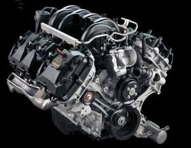 2016 Ford F 150 Engine