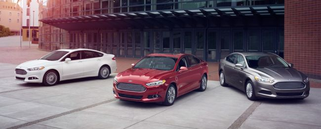 2016 Ford Fusion 3x