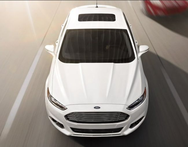 2016 Ford Fusion 5