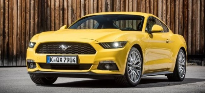 2016 Ford Mustang Eu Version Review