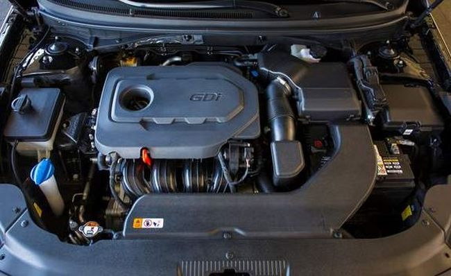 2016 Hyundai Accent Engine
