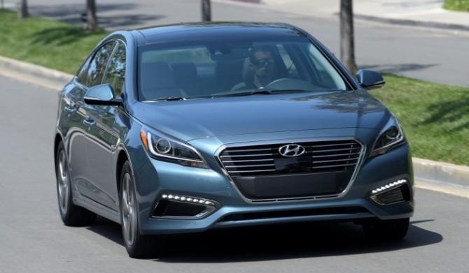 2016 Hyundai Sonata PHEV 2