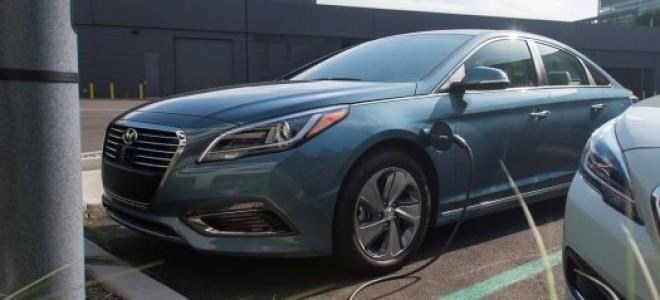2016 Hyundai Sonata Phev Review