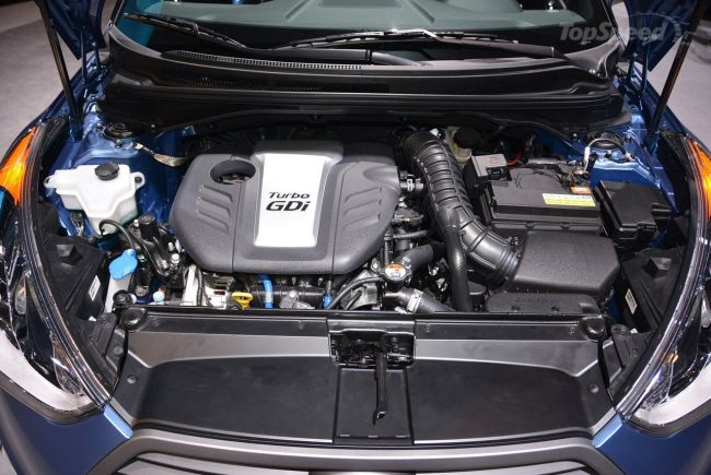 2016 Hyundai Veloster Engine