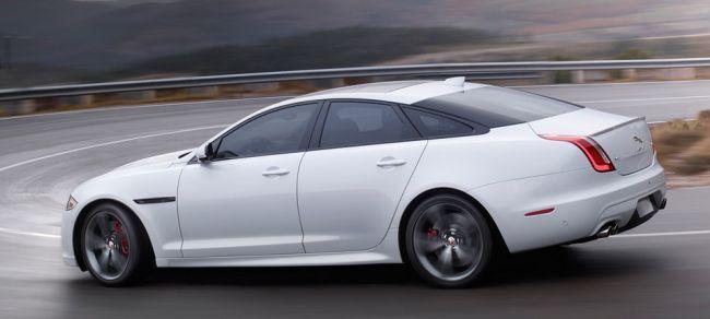 2016 Jaguar XJ 4