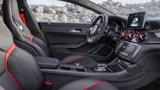 2016 Mercedes A45 Amg Specs And Review Interior Design