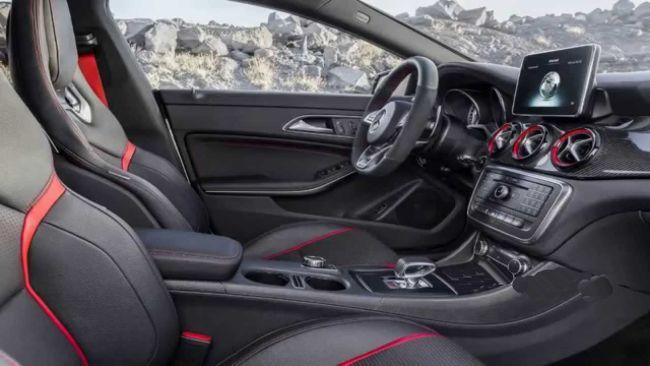 2016 Mercedes A45 AMG Interior