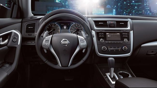 2016 Nissan Altima 7