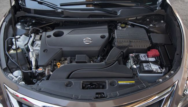2016 Nissan Altima Engine