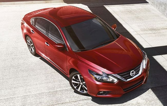 2016 Nissan Altima Roof