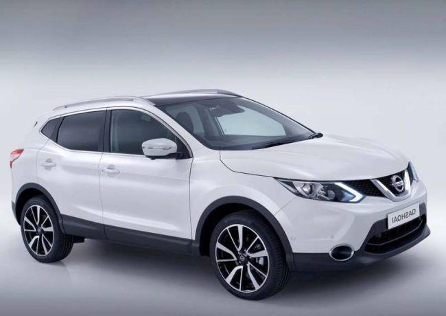 2016 Nissan Qashqai White