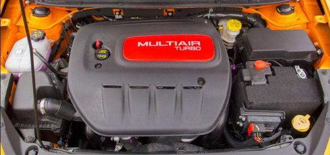 2017 Dodge Dart SRT4 Engine