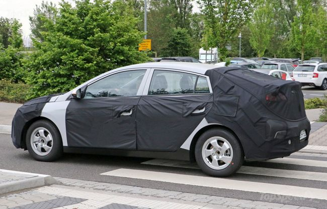 2017 Hyundai Ioniq Exterior