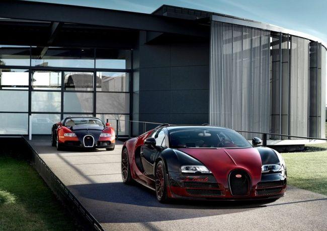 2016 Bugatti Veyron 2x