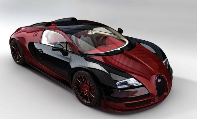 2016 Bugatti Veyron 3