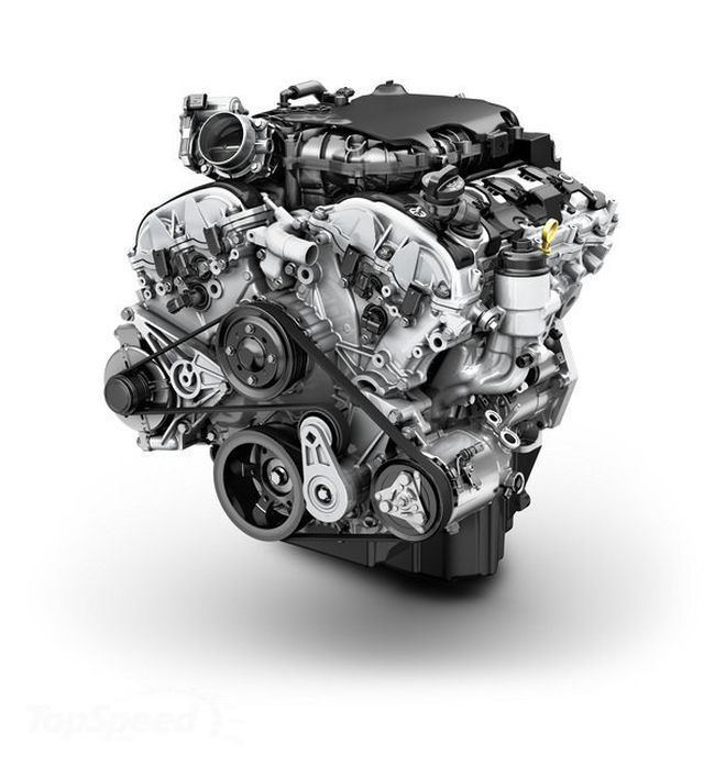 2016 Holden Captiva Engine