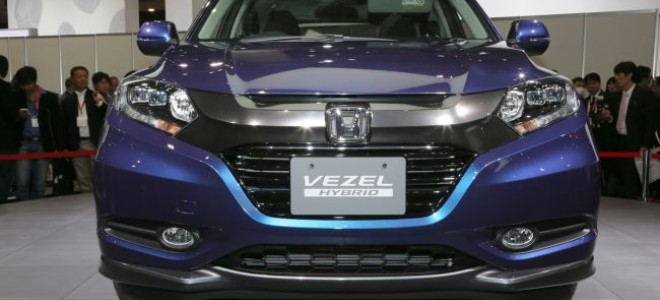 2016 Honda Vezel Hybrid Review Interior Price Suv Specs Mpg