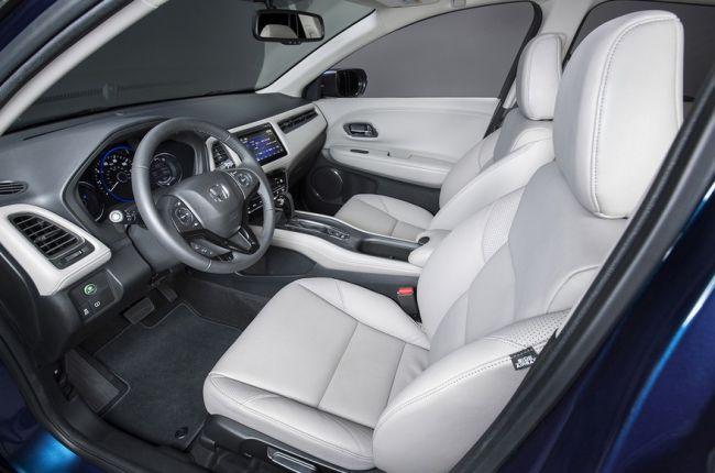 2016 Honda Vezel Hybrid Interior