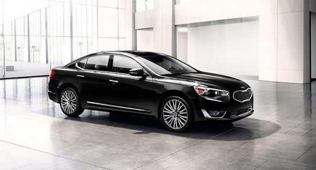 2016 Kia Cadenza Front Right Side