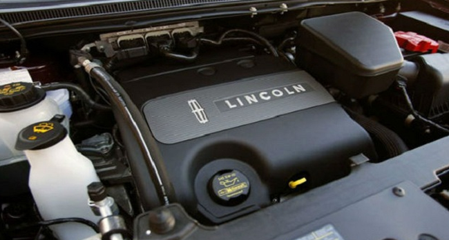 2016 Lincoln MKZ Engine