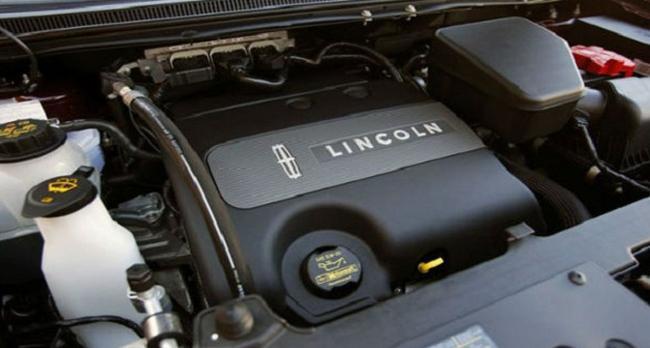 2016 Lincoln MKZ Engine