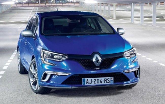 2016 Renault Megane 1