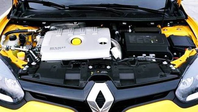 2016 Renault Megane Engine
