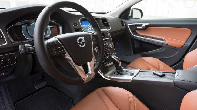 2016 Volvo S60 Control Panel