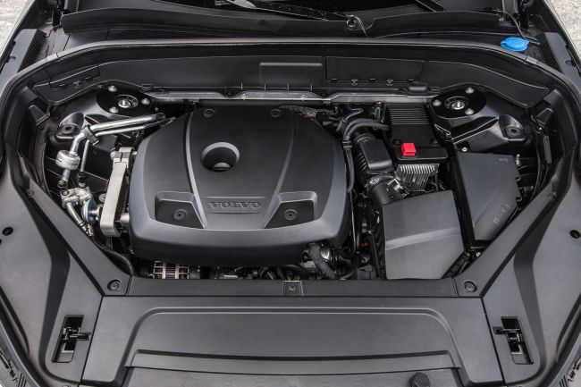 2016 Volvo S60 Engine