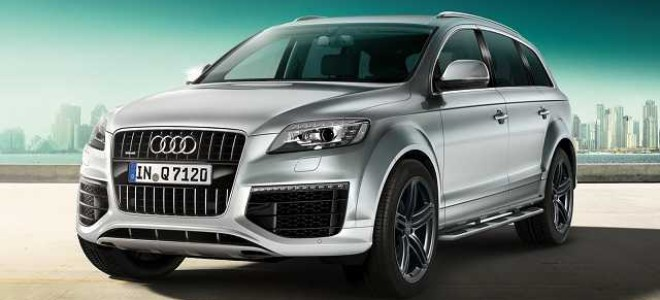 Audi Q SUV Price Images Models Review QuattroTDI - 2018 audi q7 msrp