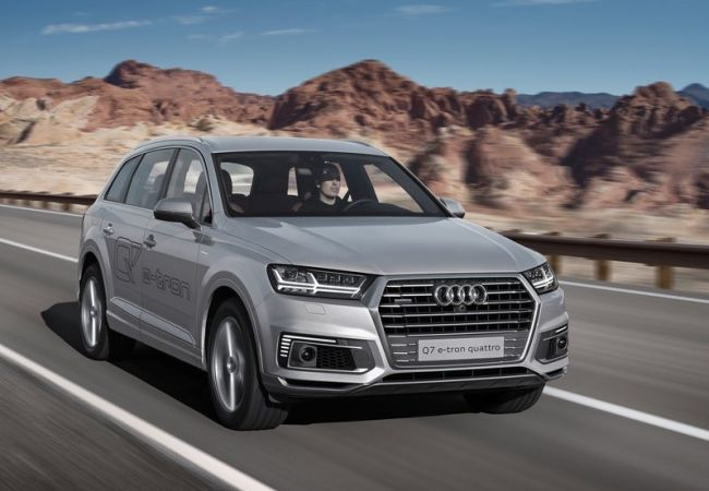 2017 Audi Q7 Suv Price Images Models Review Quattro Tdi