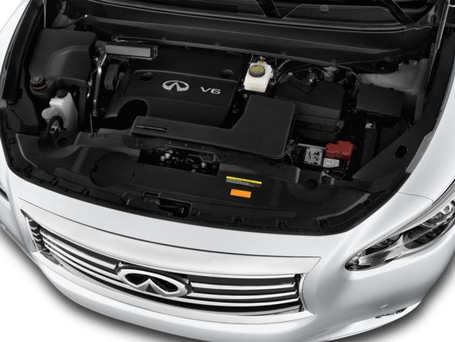 2017 Infiniti QX60 Hybrid Engine