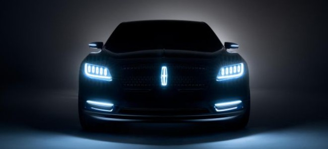 2017 Lincoln Continental Concept Photos Price
