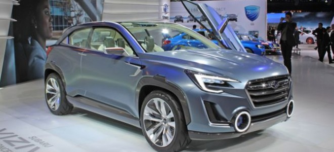 2017 Subaru Tribeca Replacement And Redesign