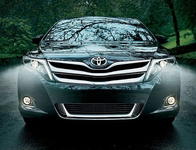 2017 Toyota Venza Front