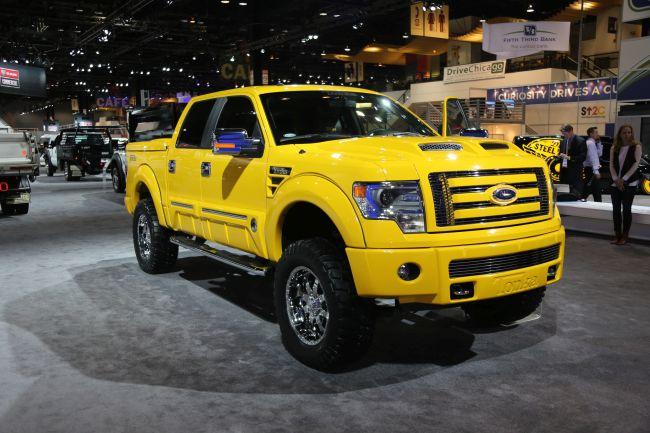 2014 Ford F 150 Tonka 3