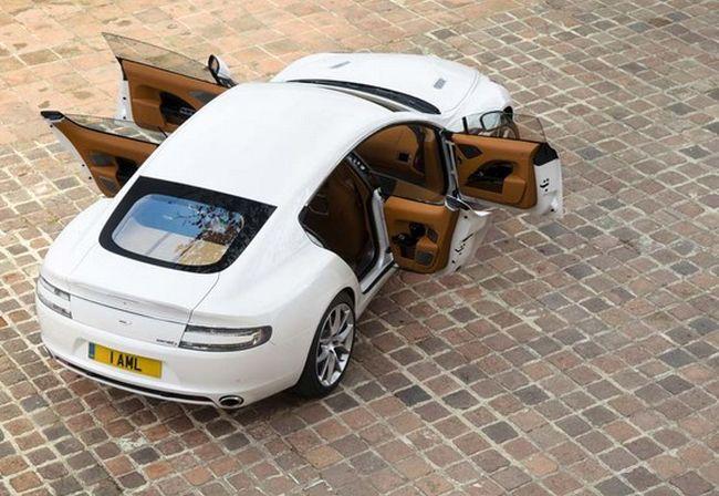 2016 Aston Martin Rapide S Doors
